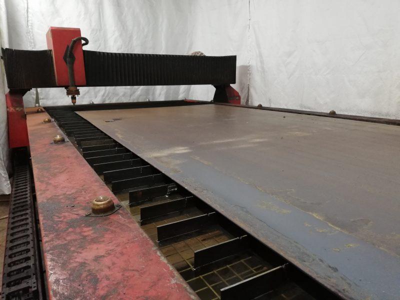 plazmavágás lemezalakítás ipari elszívás egyedi gépgyártás foxer