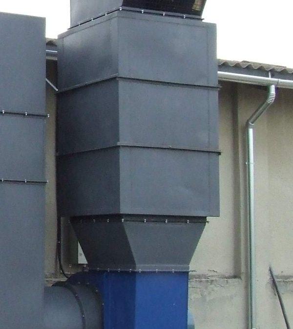 zajcsillapítás zajcsillapító hangszigetelés foxer kft zaj ventilátor